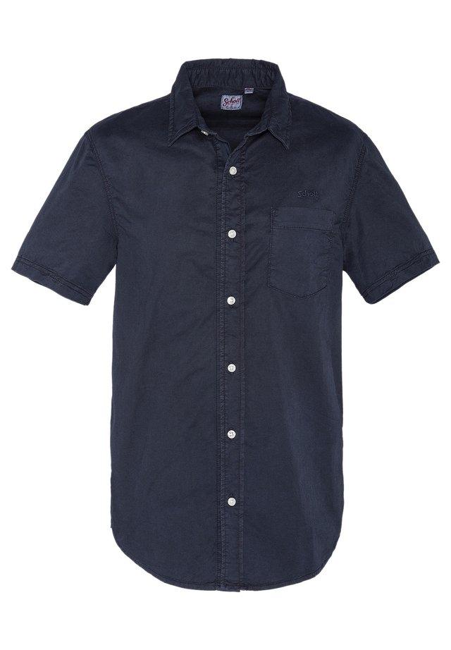 Overhemd - bleu marine