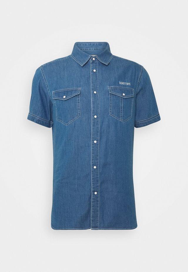 Koszula - wash blue