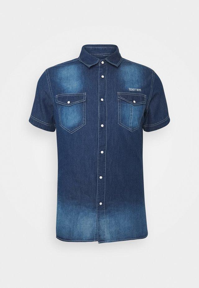 Overhemd - indigo