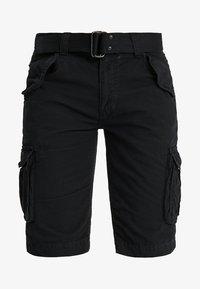 Schott - BATTLE - Short - black - 4