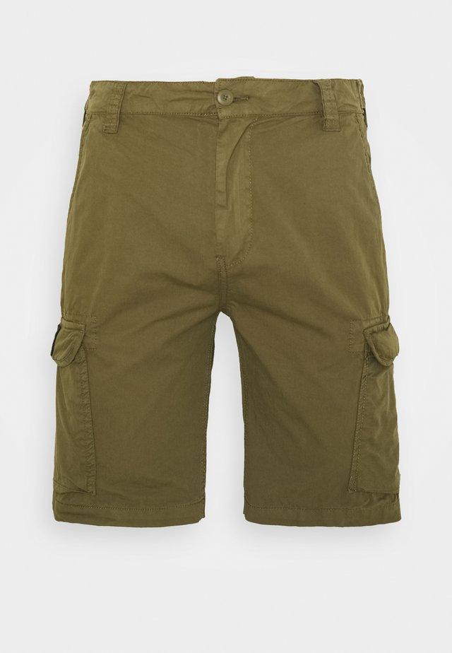 TROLIMPO - Shorts - khaki