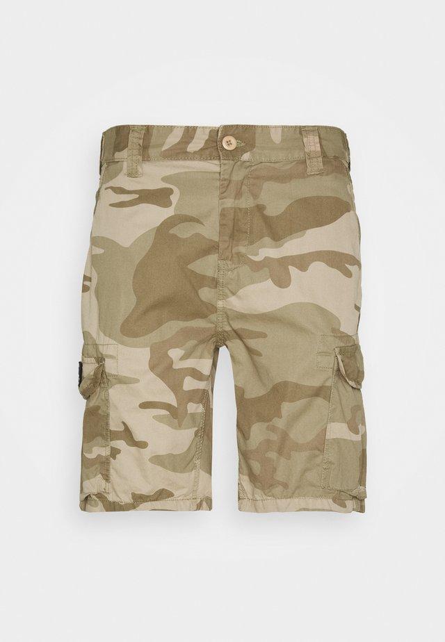 TROLIMPO - Shorts - beige