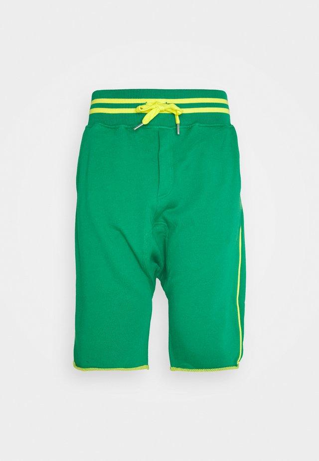 Shorts - bresil green/yellow
