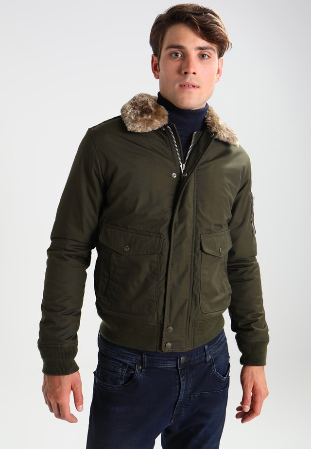 AIR - Winter jacket - olive