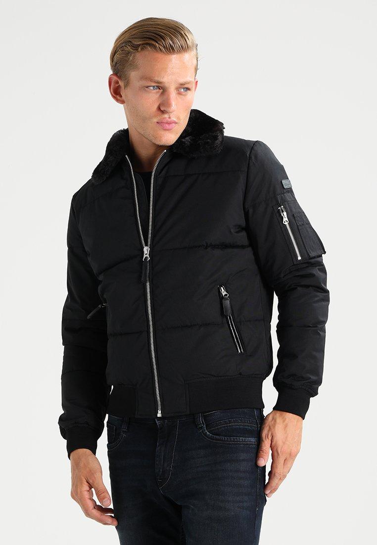 Schott - AIRMAN - Winter jacket - black