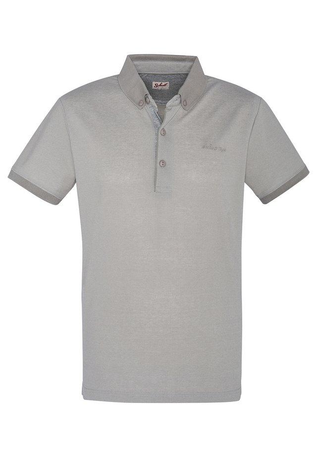 Poloshirt - gris