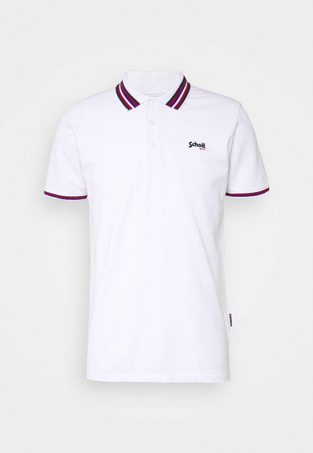 HENRY - Polo shirt - white