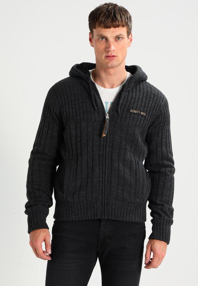 DUNCAN - Light jacket - anthracite