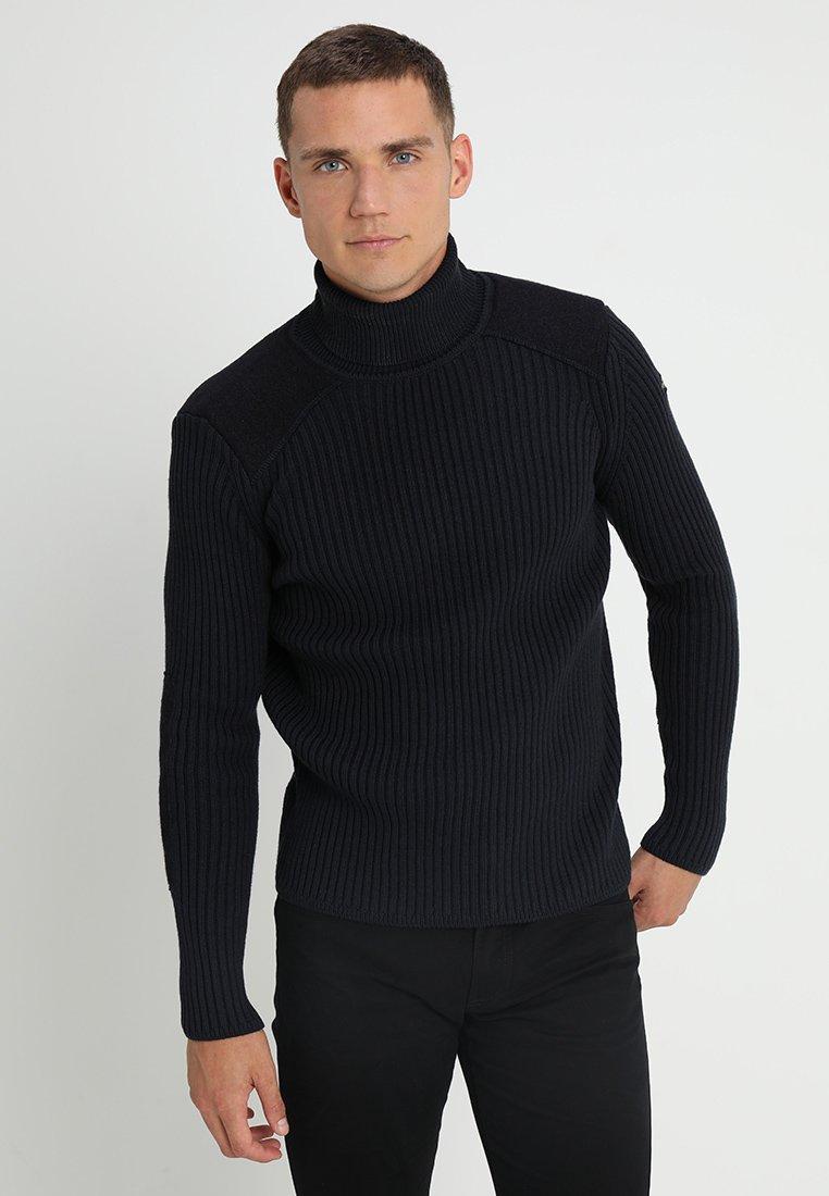 Schott - YANK - Pullover - navy