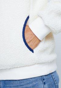 Schott - ANDRIC  - Fleece trui - offwhite - 5