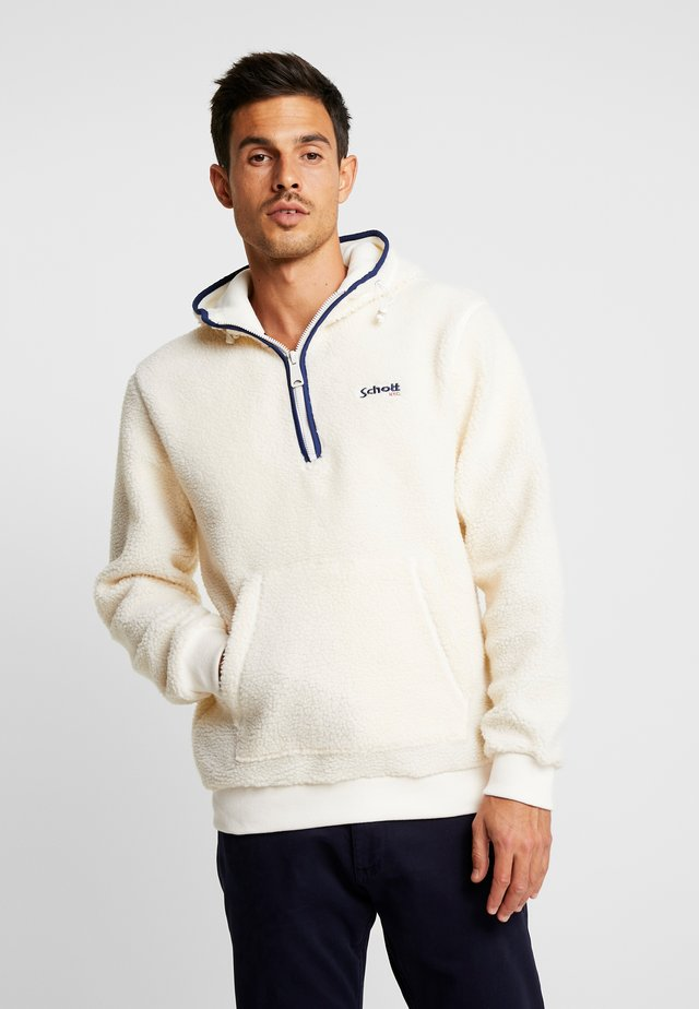 ANDRIC  - Hoodie - offwhite