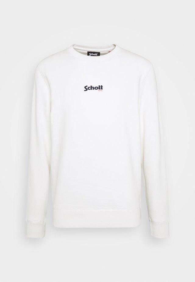 CREW - Sweatshirt - offwhite