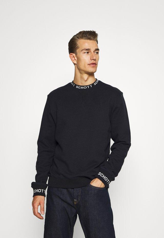 JAXON - Sweater - navy