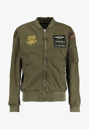 CLAY - Bomber Jacket - khaki