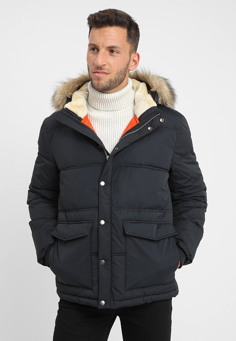 Schott - Winter jacket - navy
