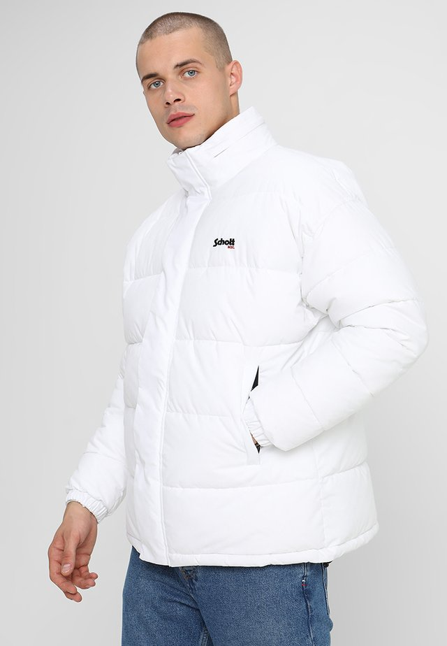 NEBRASKA - Winter jacket - white