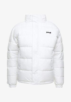 NEBRASKA - Winterjas - white