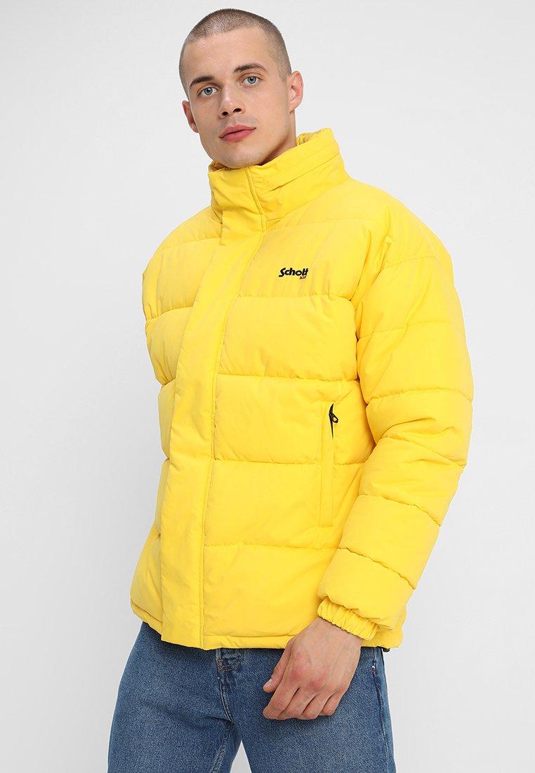 Schott - NEBRASKA - Vinterjakker - yellow