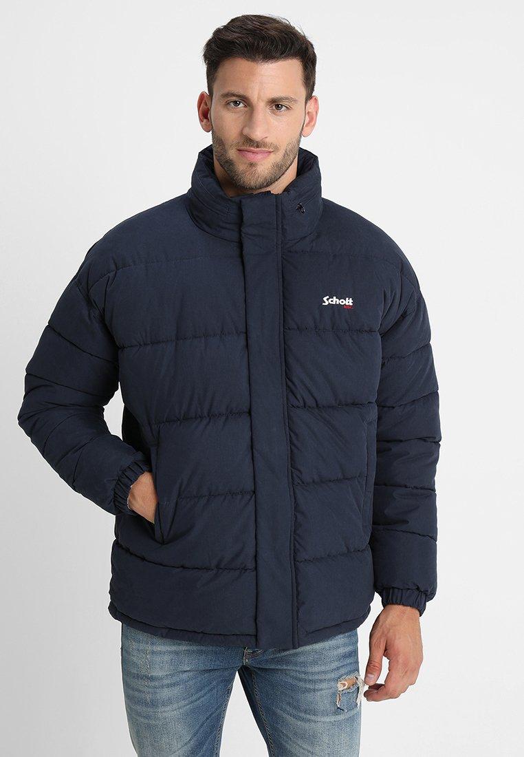 Schott - NEBRASKA - Winter jacket - navy