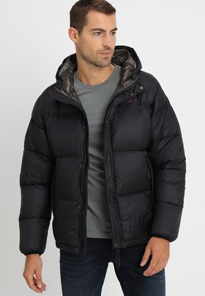 RITCH - Gewatteerde jas - black