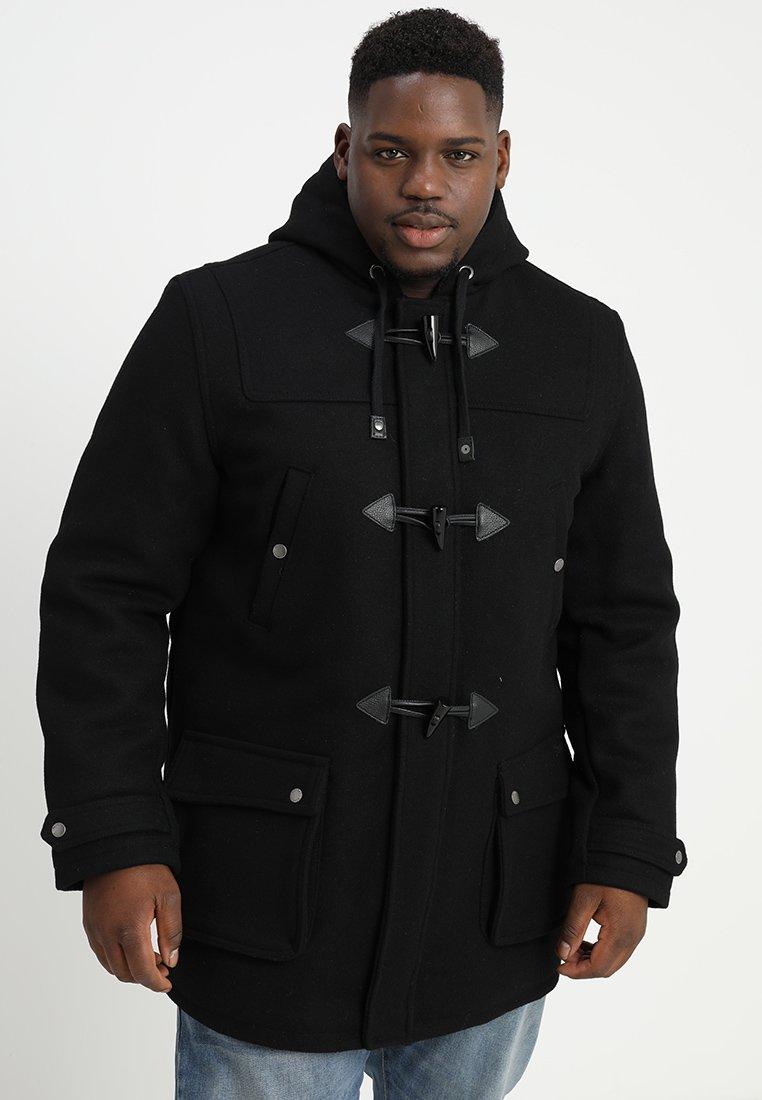 Schott - WARREN - Classic coat - black