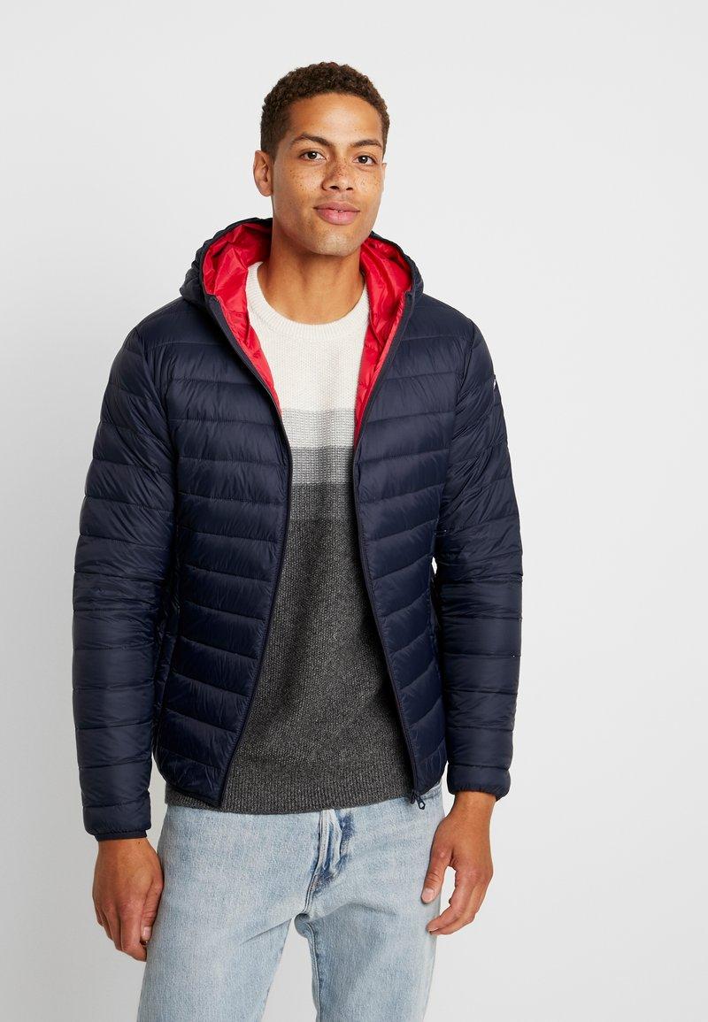 Schott - SILVERADO - Down jacket - navy