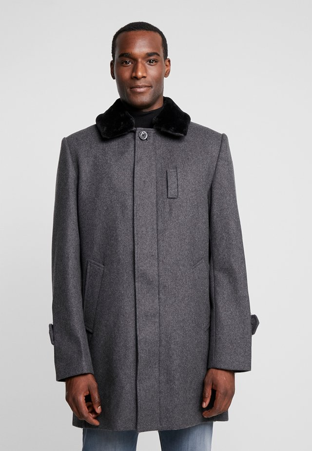 MAVERICK - Classic coat - anthracite