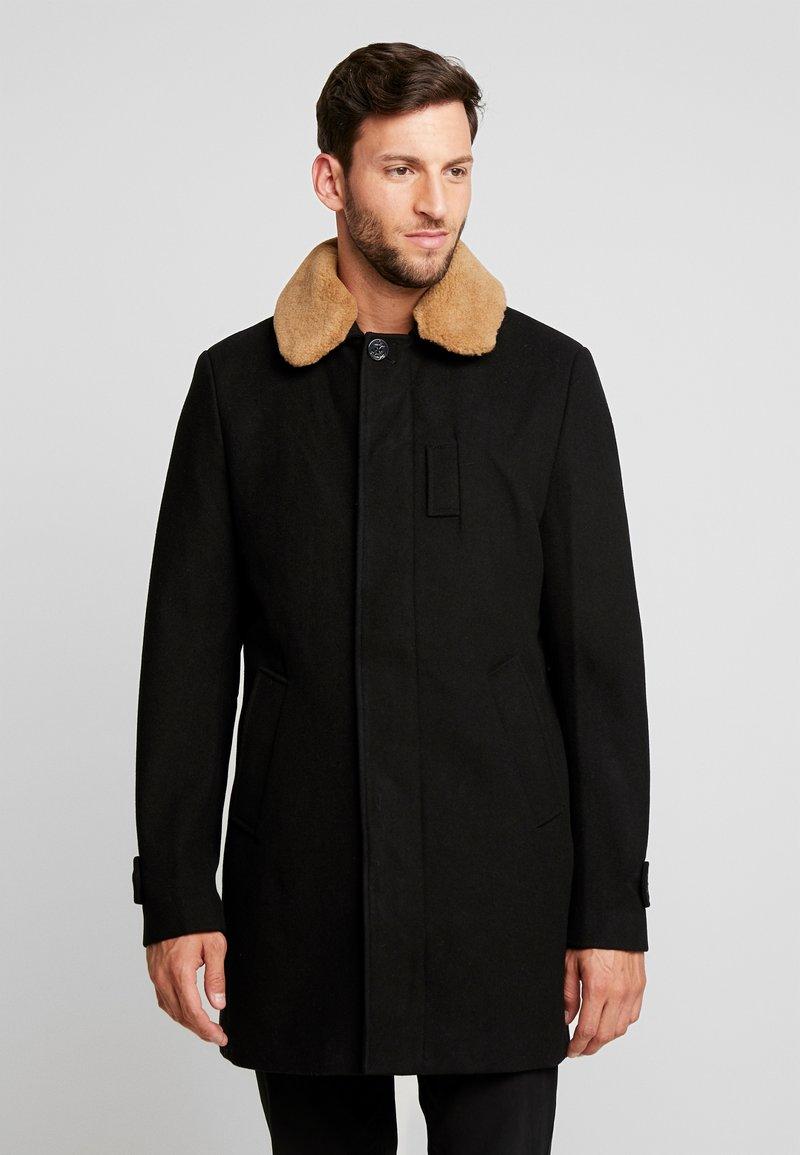 Schott - MAVERICK - Classic coat - black