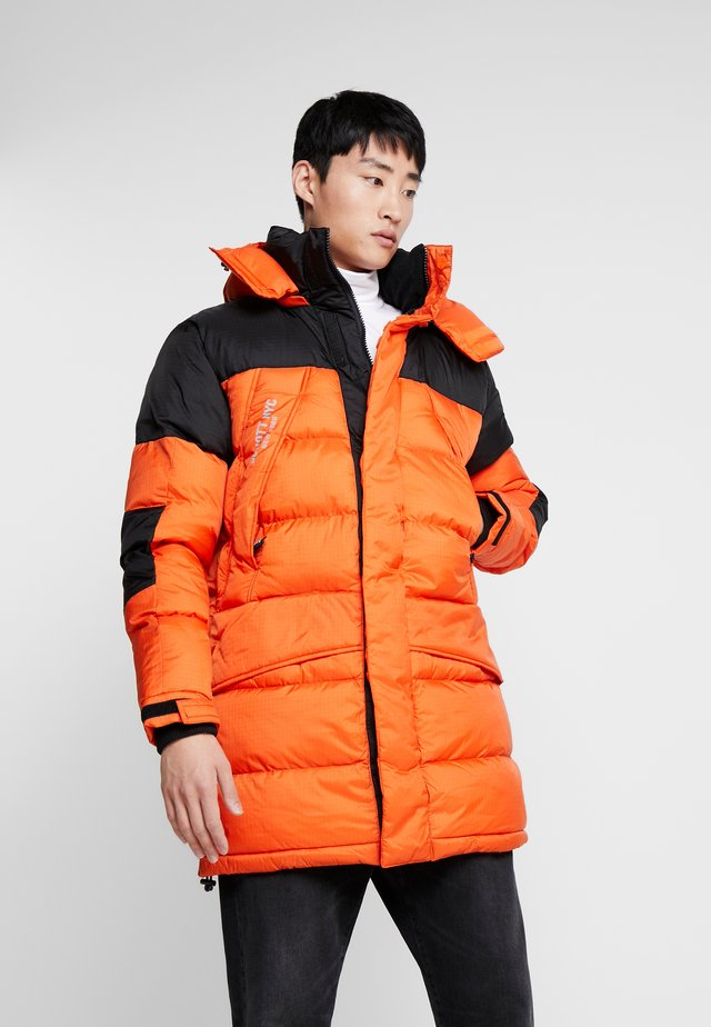 BEAR 2 - Winter coat - orange