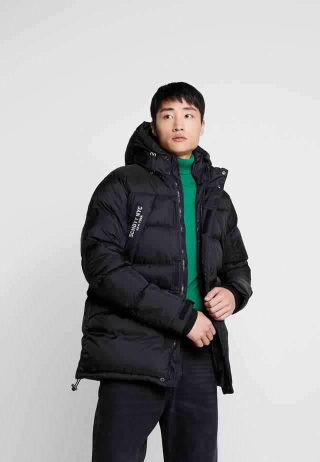 BEAR  - Winterjas - black