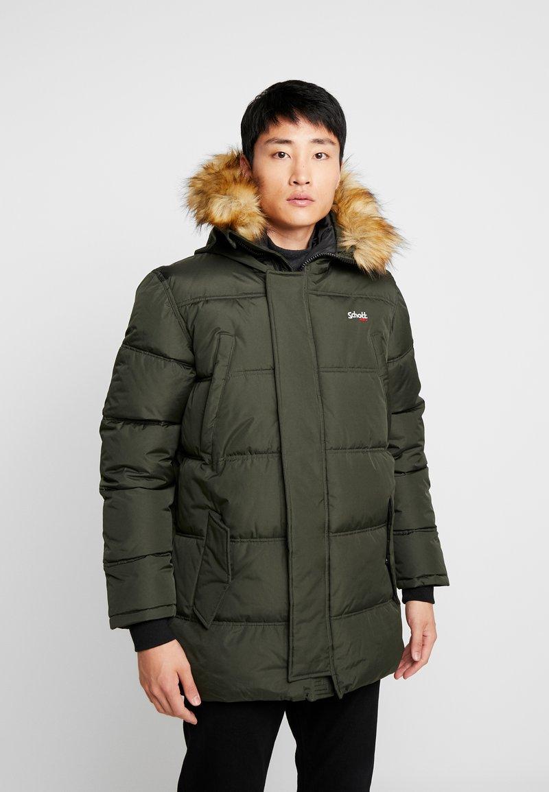 Schott - AIR - Winter coat - khaki