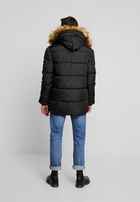 Schott - AIR - Zimní kabát - black - 2