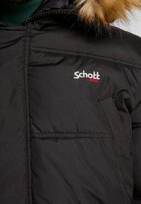 Schott - AIR - Zimní kabát - black - 4