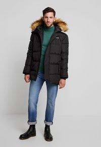 Schott - AIR - Zimní kabát - black - 1