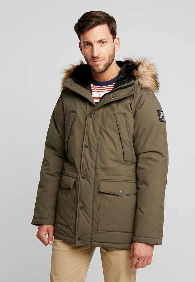 ARKTICA - Winter coat - khaki