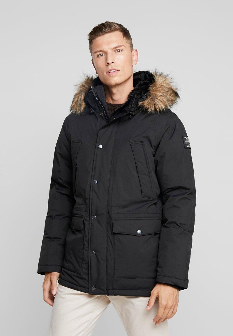 Schott - ARKTICA - Winter coat - black