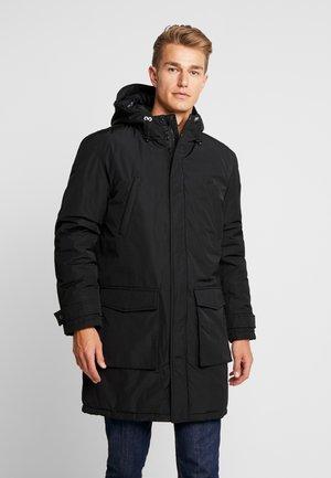 CALGARY - Zimní kabát - black