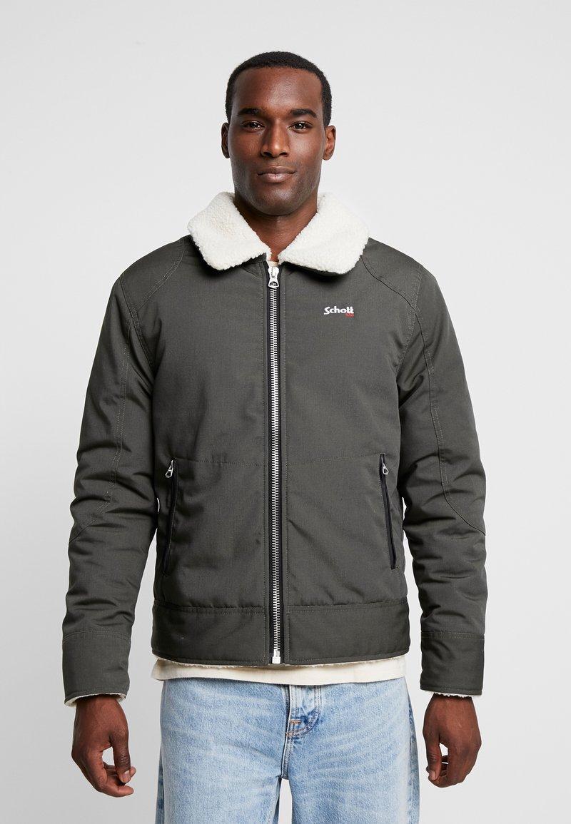 Schott - OKLA - Light jacket - khaki