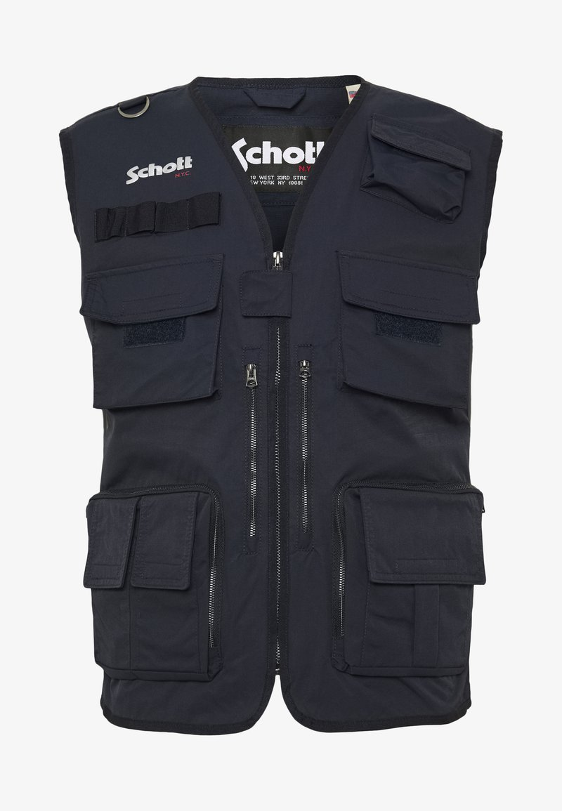 Schott - ROY X - Bodywarmer - black