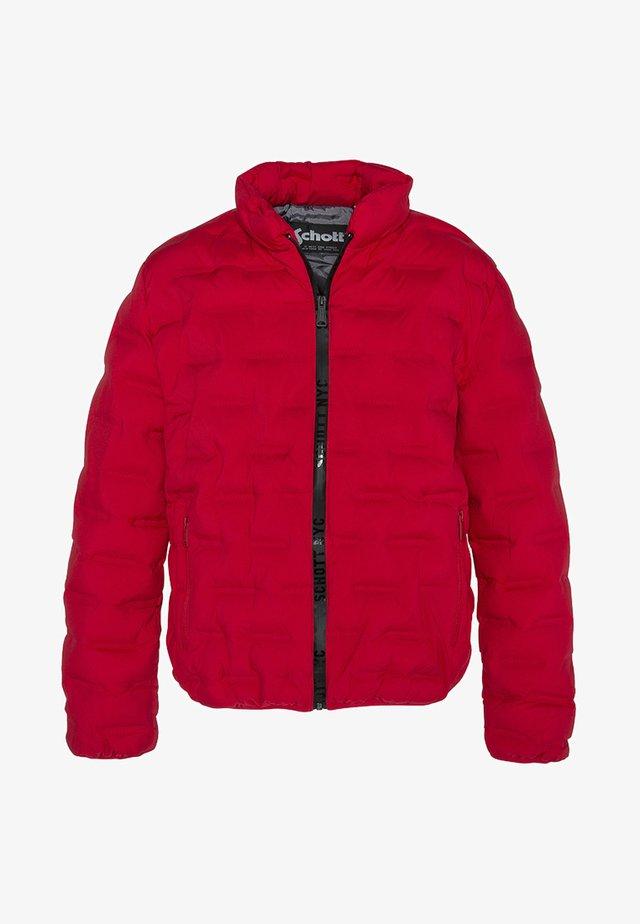 ROSTOK - Winter jacket - red