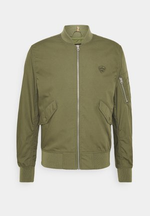 Bomber Jacket - light kaki