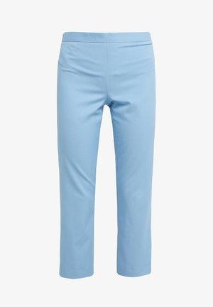 JULY - Trousers - aquamarine