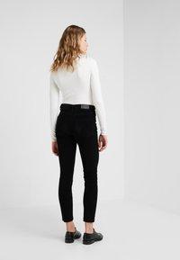 2nd Day - JEANETT - Pantalones - black - 2