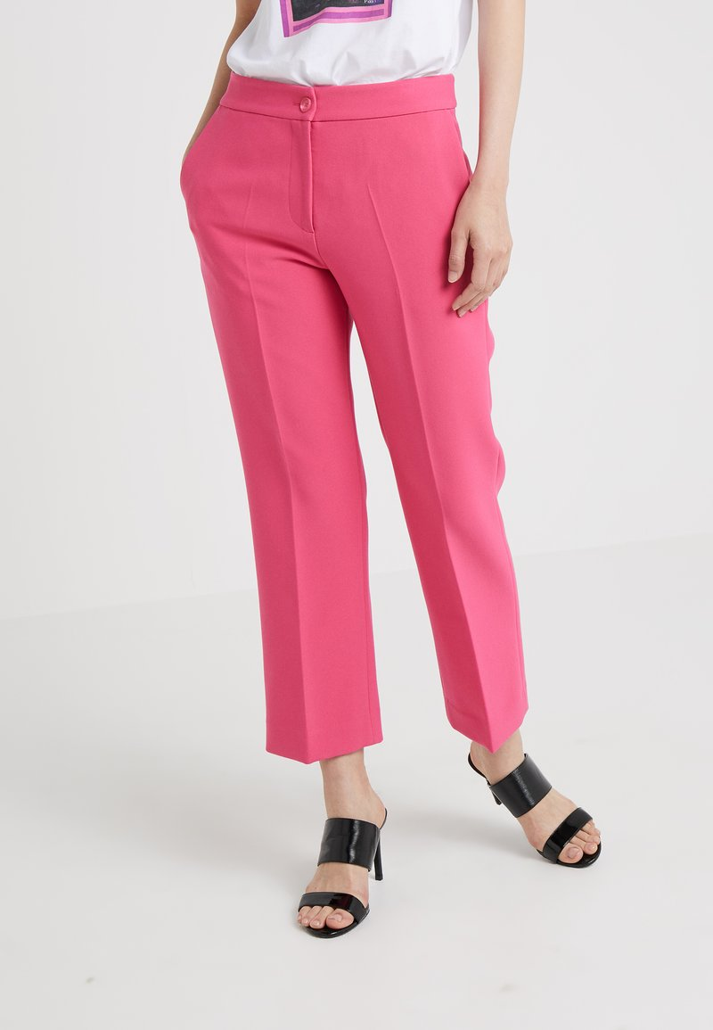 2nd Day - CASEY - Trousers - fandango pink