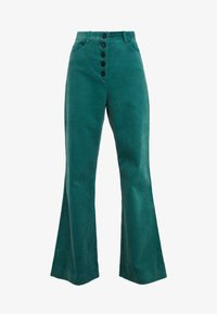2nd Day - CURTIS - Pantalones - posy green - 5