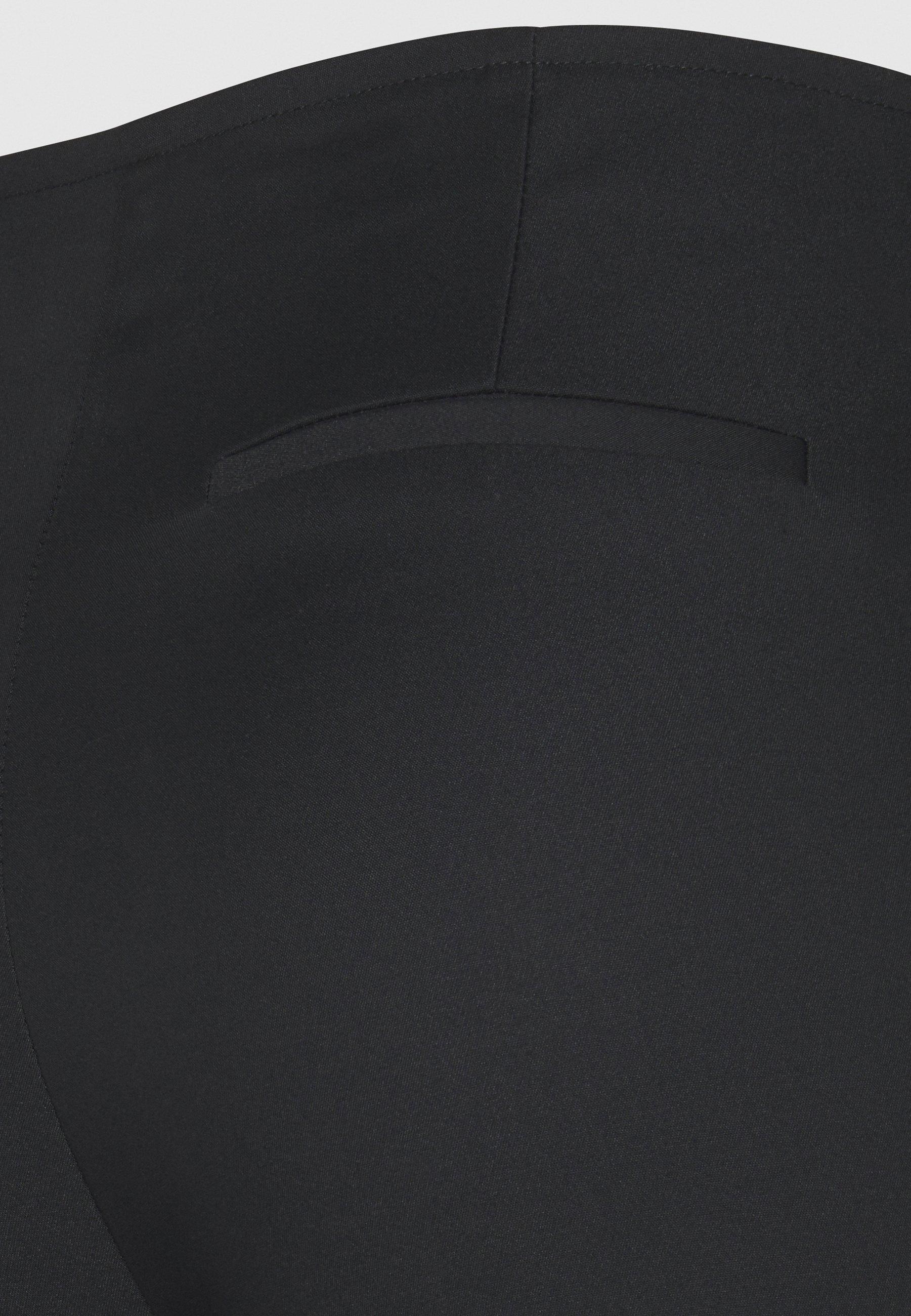 2nd Day Kura Cropped - Bukser Black