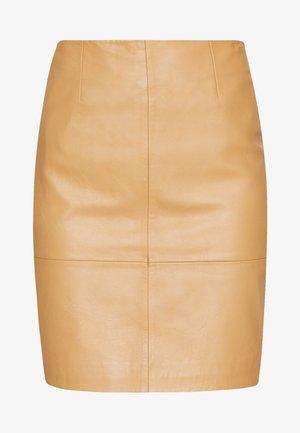 ELECTRA - Pouzdrová sukně - india