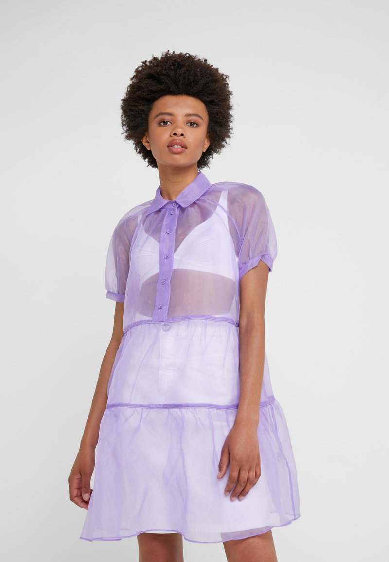 2nd Day - JAMBOREE - Robe chemise - orchid petal