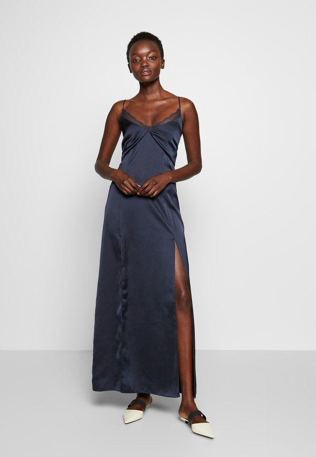 LOVA - Koktejlové šaty/ šaty na párty - blue night