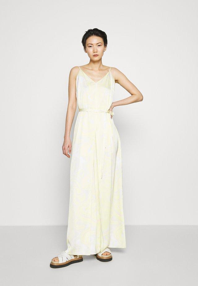 BRIOLETT SORBET - Korte jurk - limelight